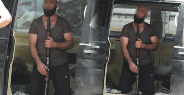İzmir AK Parti Binası önünde intihar girişimi!