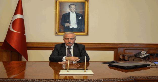 Kayseri Valisi Süleyman Kamçı kimdir?