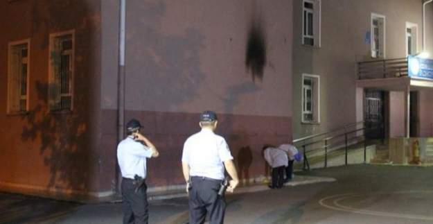 Konya'da bir ilkokula molotflu saldırı