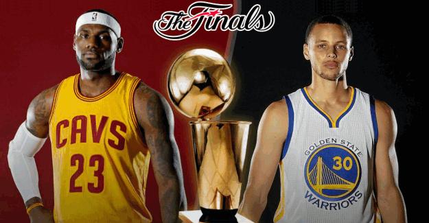 NBA Final Şampiyonu Cleveland Cavaliers oldu