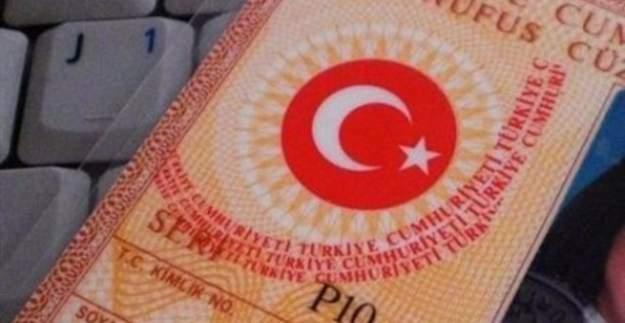 Nüfus cüzdanlarına isim düzenlemesi yapılacak