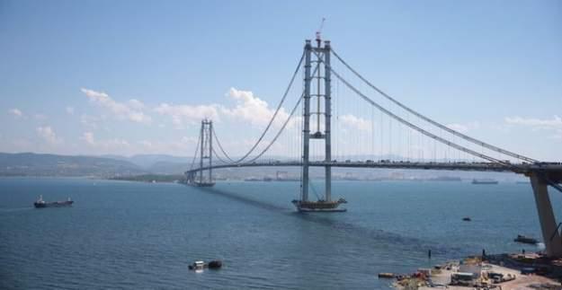 Osmangazi Köprüsünün geçiş ücretinde indirim!