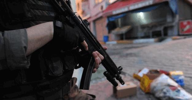 PKK üst düzey sorumlusu yakalandı