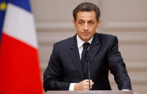 Sarkozy'den skandal Türkiye açıklaması