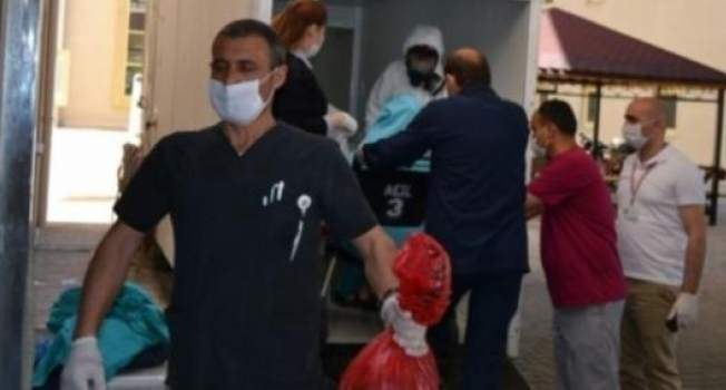 Tekirdağ OSB'de 65 işçi zehirlendi