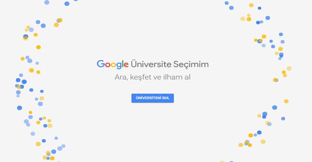 Üniversite tercihleri yapacaklara müjdeli haber Google tercih robotu erişime açıldı