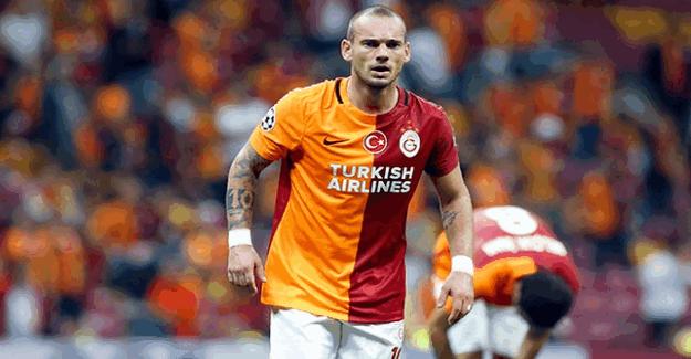 Wesley Sneijder ayrılıyor mu? Galatasaray yönetiminden Sneijder'e şok teklif