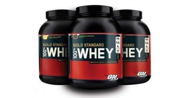 Whey Protein ile Vücut Geliştirme
