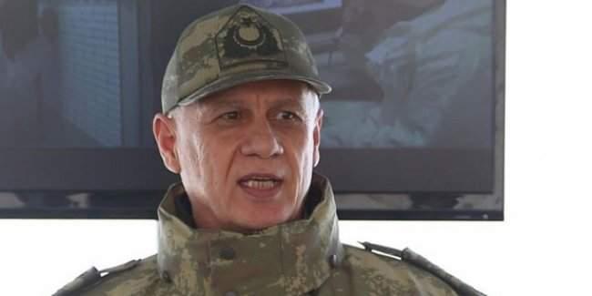 1. Ordu Komutanı Orgeneral Ümit Dündar'dan son dakika açıklaması