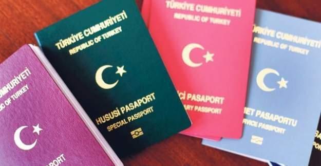 21 bin 600 pasaport iptal edildi!