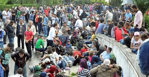 5000 Suriyeli, Türk Vatandaşı oldu