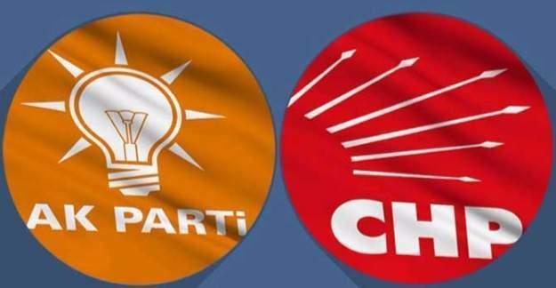 AK Parti, CHP'ye destek verdi