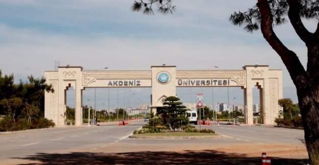 Akdeniz Üniversitesi'nde 150 kişi gözaltına alındı!