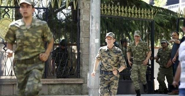 Ankara'da 1200 Er serbest bırakıldı!