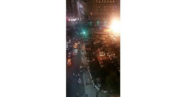Arabistan'da patlama! Medine Mescid-i Nebevi yakınlarında canlı bomba saldırısı