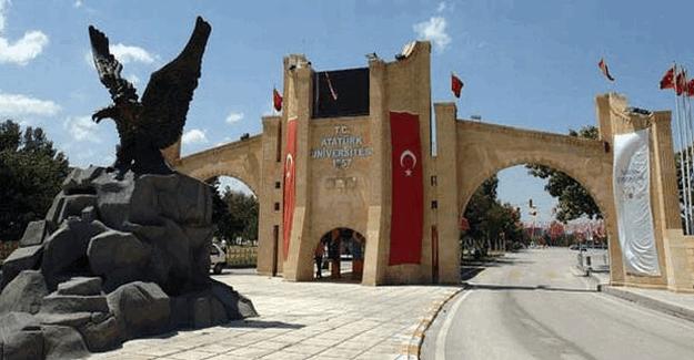 Atatürk Üniversitesi'nde rektör seçimi heyecanı yaşanıyor