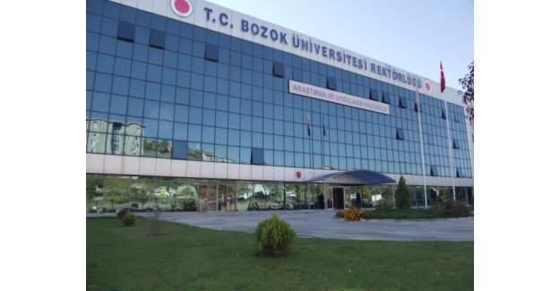 Bozok Üniversitesi Sözleşmeli Personel Alacak