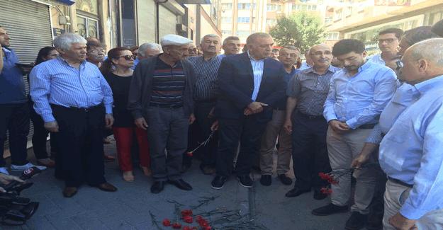"""CHP'li Gürsel Tekin'den polislere; """"İktidarların kirli oyunlarına alet olmayın"""""""