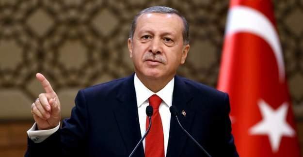 Cumhurbaşkanı Recep Tayyip Erdoğan'dan Fransa saldırısı açıklaması