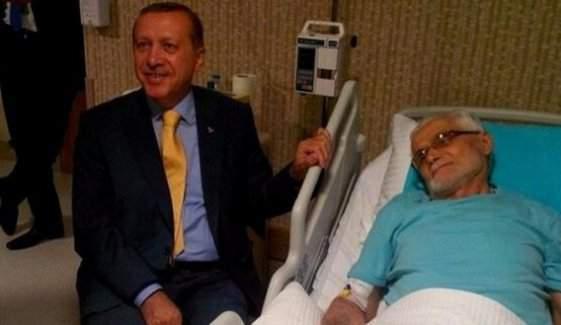 Cumhurbaşkanı Erdoğan'ın dayısı vefat etti