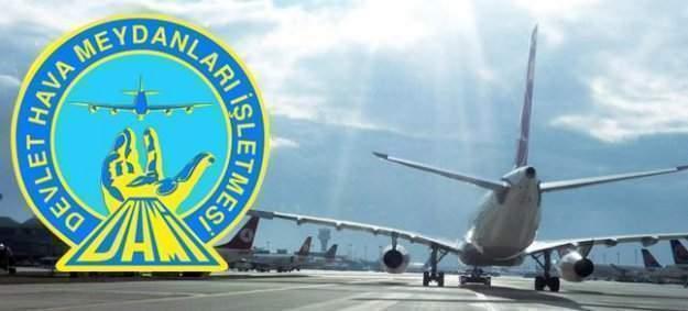 DHMİ Genel Müdürlüğü 139 Personel Açığa Aldı