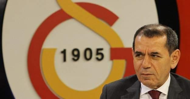 """Dursun Özbek: """"Bu cezaları, affetmek için vermedik"""""""
