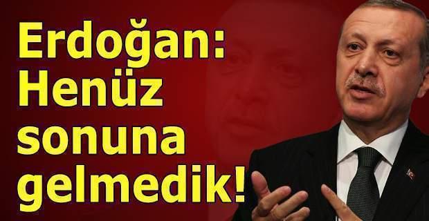 El Cezire Erdoğan'ı canlı yayında konuk etti, Erdoğan'ın El Cezire konuşması
