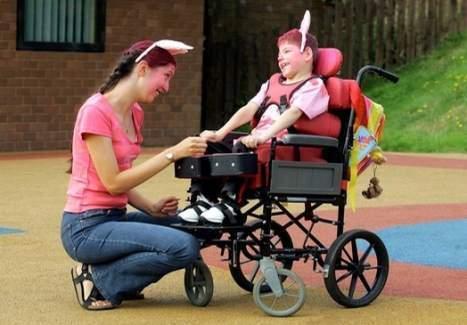 Engelli çocuğuna bakan anne erken emekli olabilir!