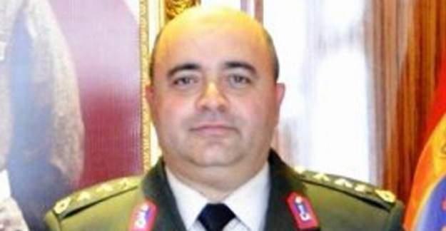 Erzincan İl Jandarma Komutanı Albay Murat Orhan Tonğ tutuklandı
