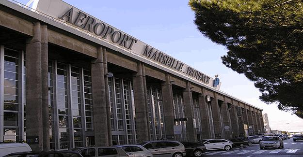 Fransa Marsilya Havalimanında bomba paniği