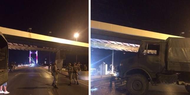 FSM köprüsü çift yönlü trafiğe açıldı