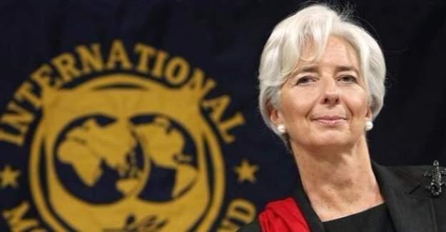 IMF Başkanı Christine Lagarde'dan Türkiye açıklaması