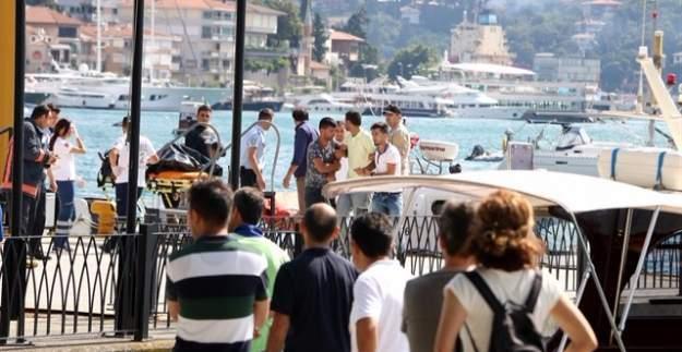 İstanbul Bebek'te erkek cesedi bulundu