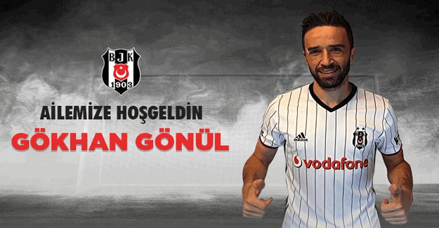 İşte Gökhan Gönül'ün Beşiktaş'tan alacağı ücret
