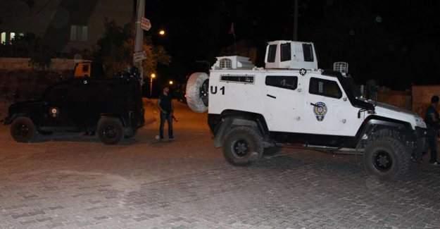 Mardin Kızıltepe'de terör saldırısı: 3 yaralı