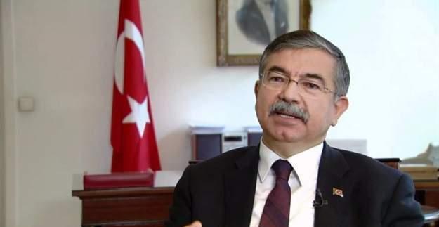 MEB Bakanı İsmet Yılmaz'dan taziye mesajı