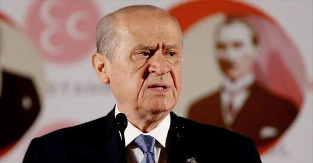 MHP Genel Başkanı Bahçeli'den Ramazan Bayramı mesajı