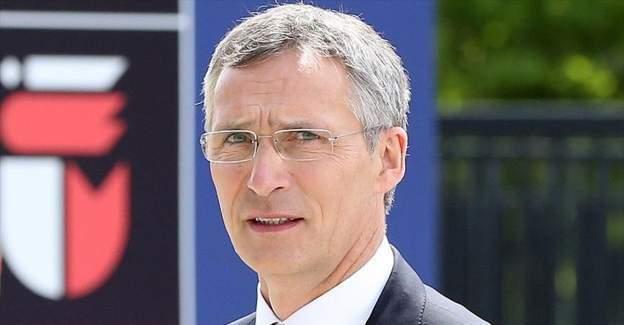 NATO Genel Sekreteri Stoltenberg'den Türkiye'ye teşekkür