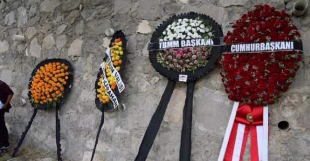 Şehit cenazesinde Kılıçdaroğlu'nun çelengi yine kabul görmedi