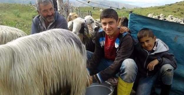 TEOG birincisi Çoban Mahir 'Robert' öğrencisi