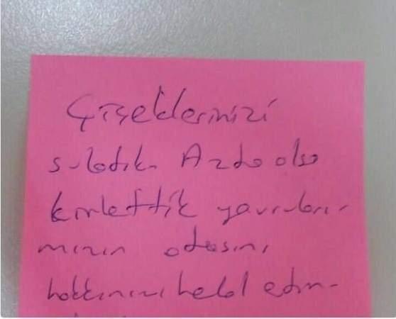 TRT'yi kurtaran polisler mesaj bıraktı!