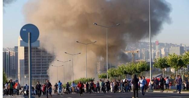 Uçaklar Beştepe Külliyesi yakınlarına bomba attı: 5 ölü