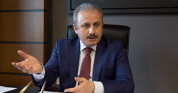 """Mustafa Şentop: """"Vasıflı Suriyelilere vatandaşlık verilecek"""""""