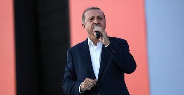 Milyonlar Yenikapı'da Başkomutanına Sahip Çıktı