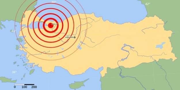 17 Ağustos Gölcük Depremi'nin 17'nci yıl dönümü