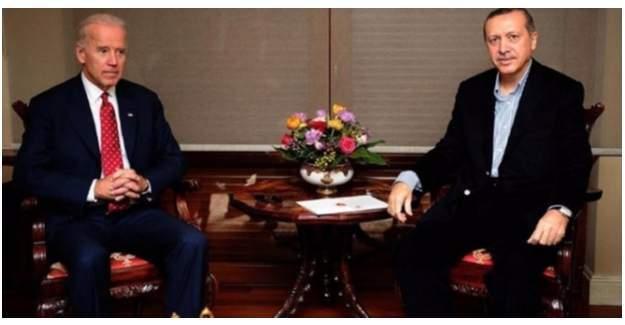 ABD Başkan Yardımcısı Joe Biden ve Erdoğan'dan basın açıklaması