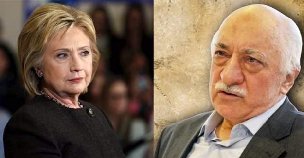ABD'ye şok Gülen belgesi: Adil Öksüz, Clinton'a...