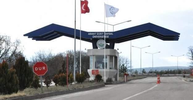 AİBÜ Rektör Yardımcısı Prof.Dr. Mehmet Bahar ile Genel Sekreter Prof.Dr. Erdal Bekiroğlu istifa etti!