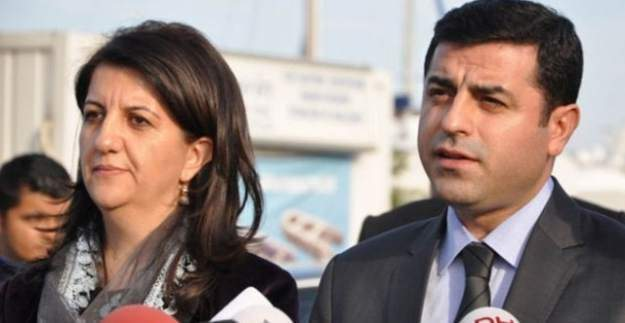 Ankara Cumhuriyet Başsavcılığı Demirtaş ve Buldunu ifadeye çağırdı