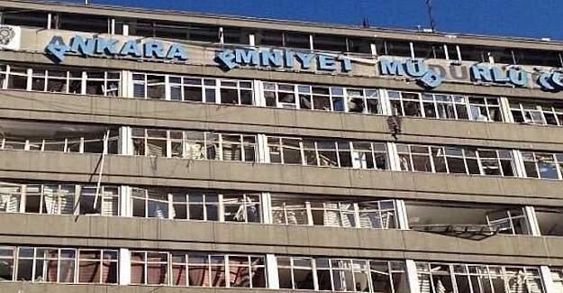 Ankara Emniyetinde durdurulan hizmetler yeniden başladı